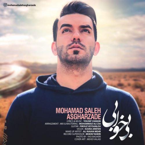 دانلود آهنگ جدید محمد صالح اصغرزاده بنام بی خوابی