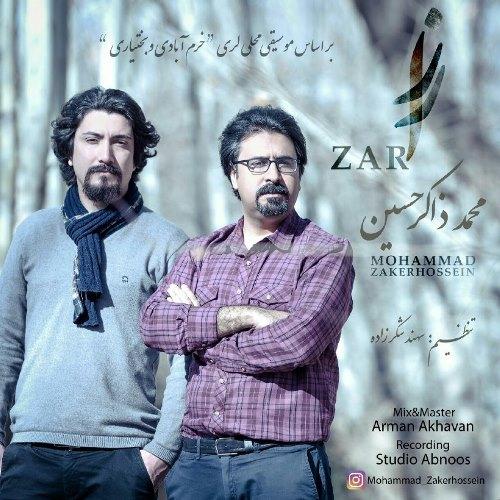 دانلود آهنگ جدید محمد ذاکرحسین بنام زار