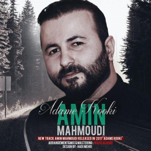 دانلود آهنگ جدید امین محمودی بنام آدم کوکی