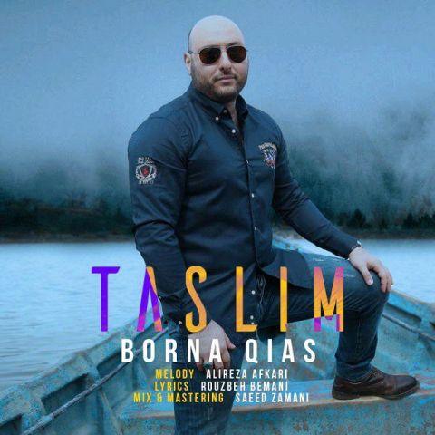 دانلود موزیک ویدیو جدید برنا غیاث بنام تسلیم