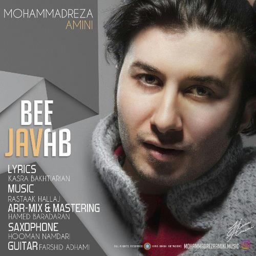 دانلود آهنگ جدید محمدرضا امینی بنام بی جواب