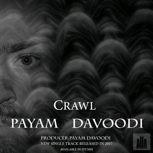 دانلود آهنگ جدید پیام داوودی بنام Crawl