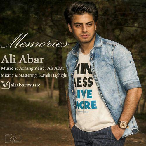 دانلود آهنگ جدید علی آبار بنام خاطرات