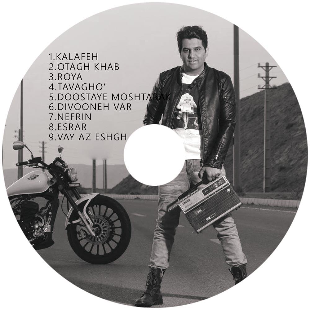 دانلود آلبوم جدید حمید عسکری بنام دیوونه وار