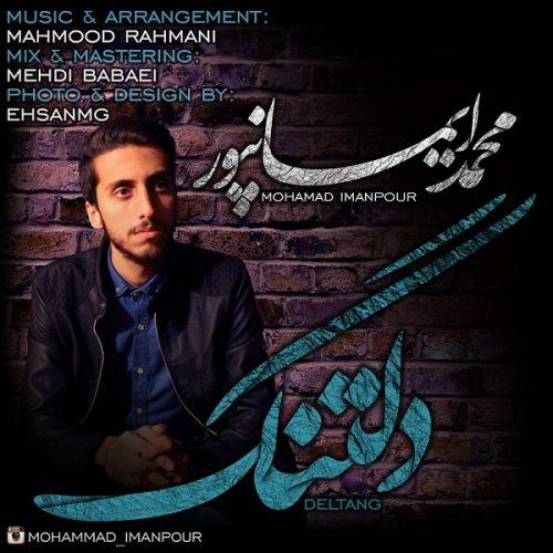 دانلود آهنگ جدید محمد ایمانپور بنام دلتنگ