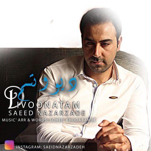 دانلود آهنگ جدید سعید نظرزاده بنام دیوونتم