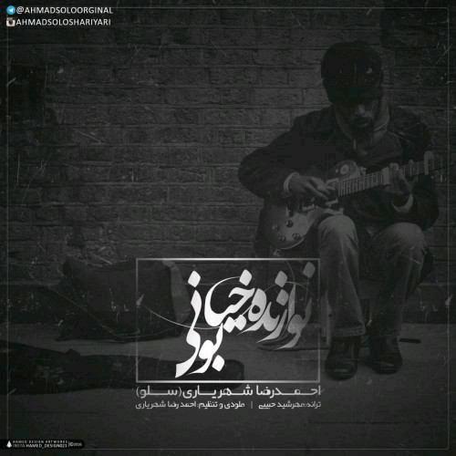 دانلود آهنگ جدید احمدرضا شهریاری بنام نوازنده خیابونی