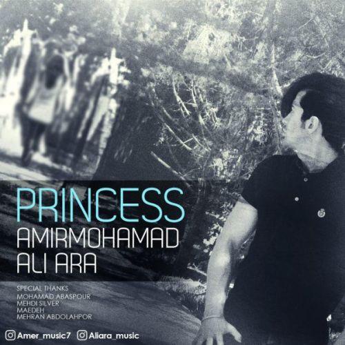 دانلود آهنگ جدید امیرمحمد و علی آرا بنام پرنسس