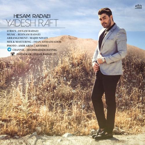 دانلود آهنگ جدید حسام ردایی بنام یادش رفت