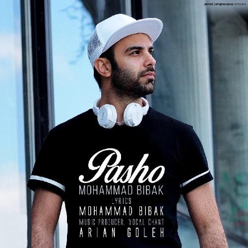 دانلود آهنگ محمد بیباک بنام پاشو
