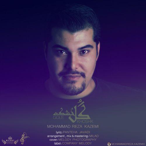 دانلود آهنگ جدید محمدرضا کاظمی بنام گل خشک