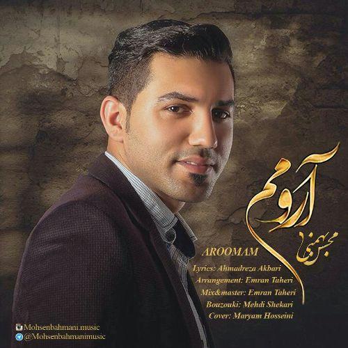 دانلود آهنگ جدید محسن بهمنی بنام آرومم