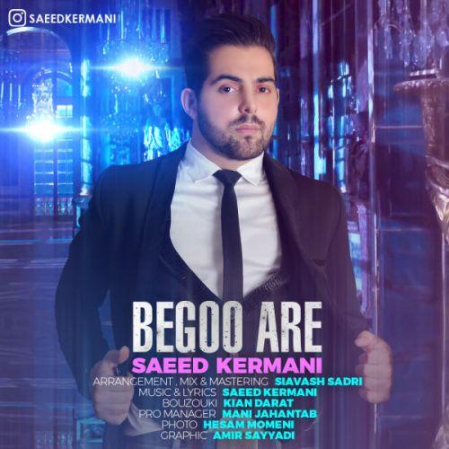 دانلود آهنگ جدید سعید کرمانی بنام بگو آره