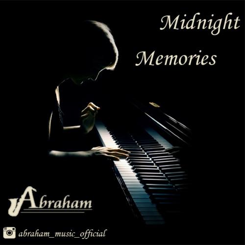 دانلود آهنگ جدید بی کلام آبراهام بنام خاطرات نیمه شب