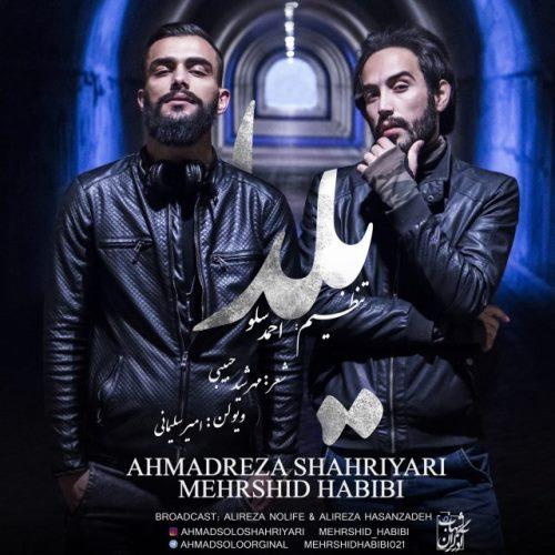 آهنگ جدید احمدرضا شهریاری و مهرشید حبیبی بنام یلدا