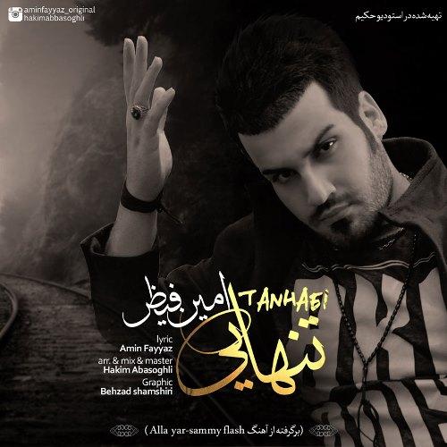 دانلود آهنگ تنهایی از امین فیاض