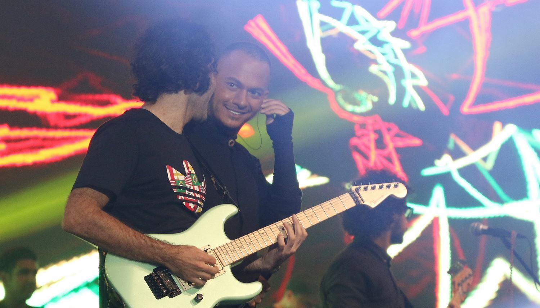 گزارش کنسرت اشوان