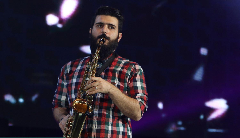 گزارش تصویری کنسرت اشوان