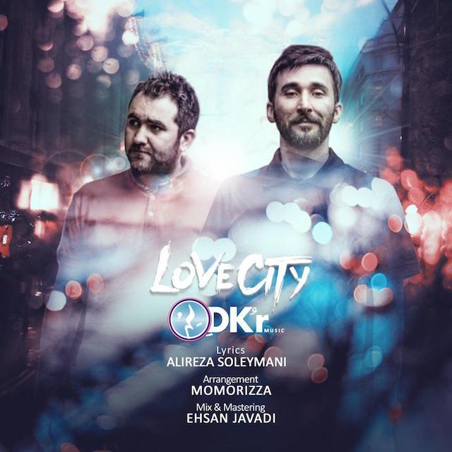 دانلود آهنگ جدید گروه دکر بنام شهر عشق