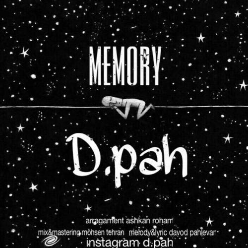 دانلود آهنگ جدید دی په بنام حافظه
