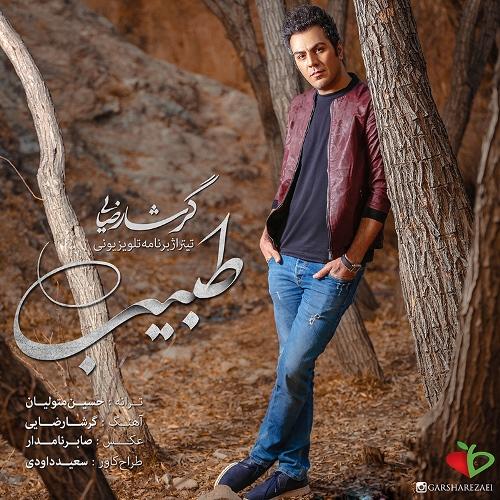 دانلود آهنگ جدید گرشا رضایی بنام طبیب