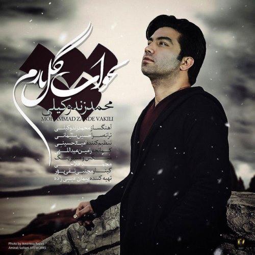 دانلود آهنگ جدید محمد زند وکیلی بنام بخواب گل ناز من