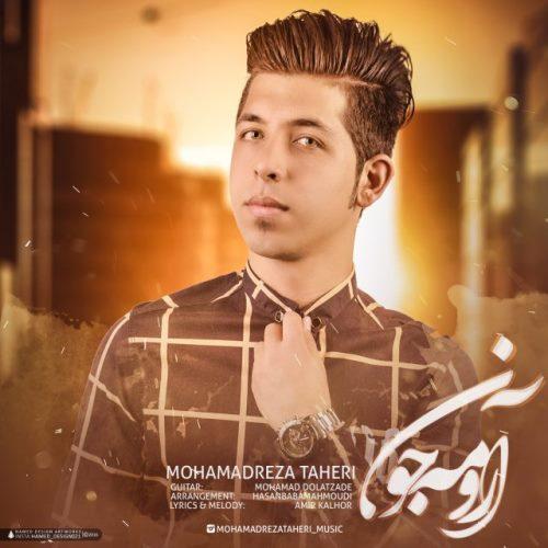دانلود آهنگ جدید محمدرضا طاهری بنام آرومه جون