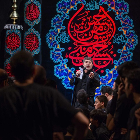 دانلود مداحی حاج محمدرضا طاهری محرم 95