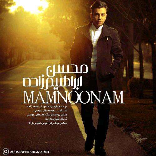 دانلود آهنگ جدید محسن ابراهیم زاده نام ممنونم