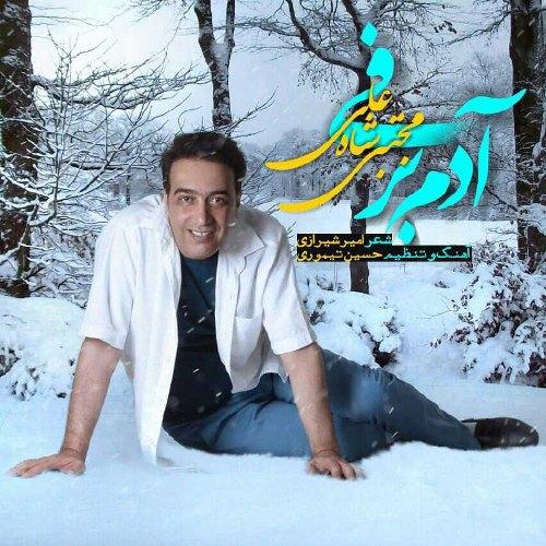 دانلود آهنگ جدید مجتبی شاه علی بنام آدم برفی