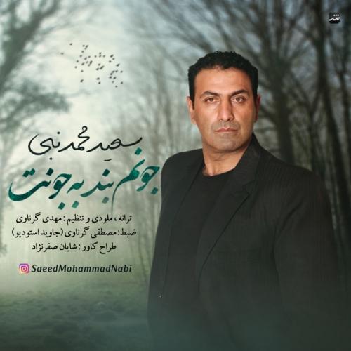 دانلود آهنگ جدید سعید محمد نبی بنام جونم بند به جونت