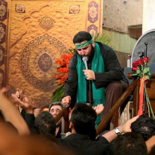 دانلود مداحی سید مهدی میرداماد محرم ۹۵