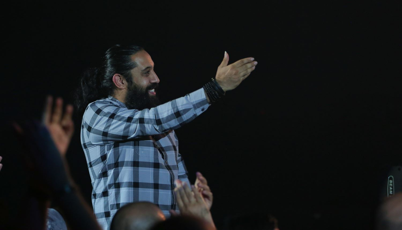گزارش تصویری کنسرت سیامک عباسی