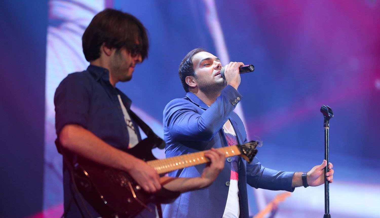 گزارش تصویری اولین کنسرت سیامک عباسی