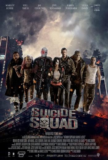 دانلود فیلم جدید جوخه انتحار Suicide Squad 2016