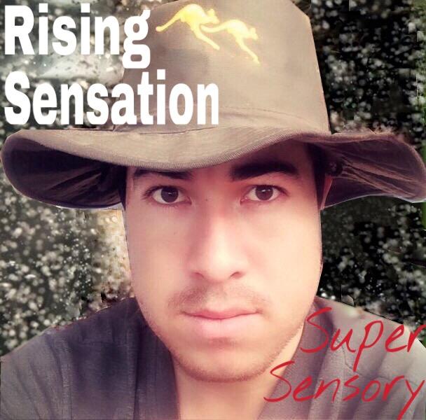 آهنگ جدید بی کلام Rising Sensation بنام Super Sensory