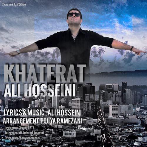 دانلود آهنگ جدید علی حسینی بنام خاطرات