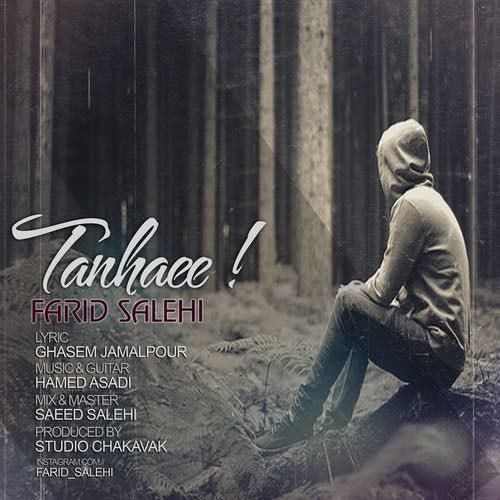 دانلود آهنگ جدید فرید صالحی بنام تنهایی