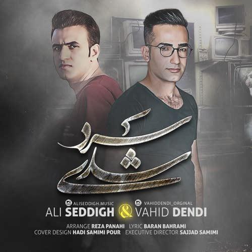 دانلود آهنگ جدید وحید دندی و علی صدیق بنام سرد شدی