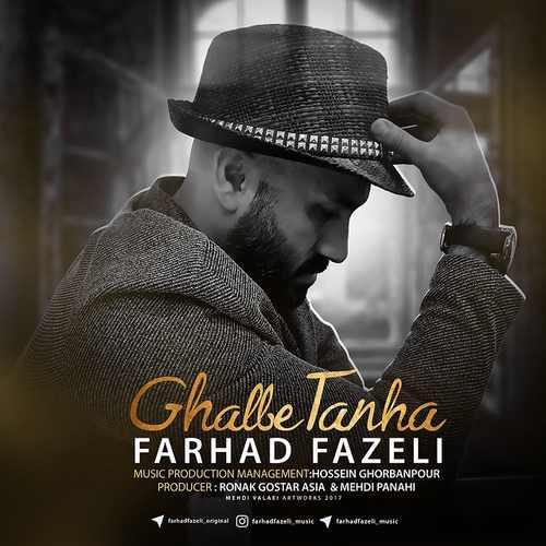 دانلود آهنگ جدید فرهاد فاضلی بنام قلب تنها