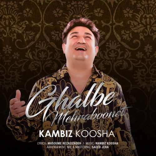 دانلود آهنگ جدید کامبیز کوشا بنام قلب مهربونت