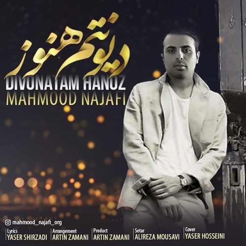 دانلود آهنگ جدید محمود نجفی بنام دیونتم هنوز