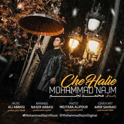دانلود آهنگ جدید محمد نجم بنام چه حالیه