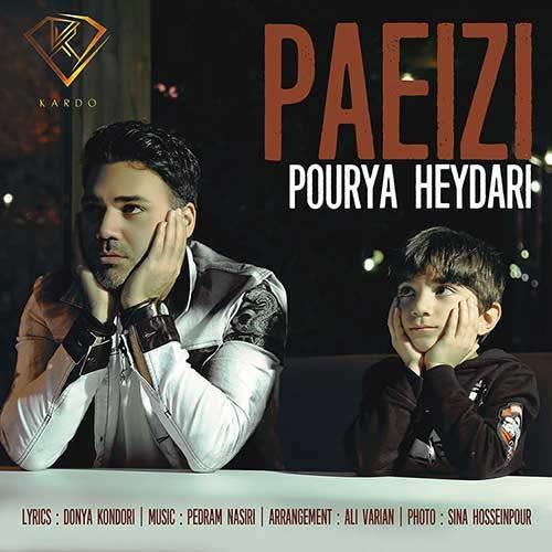 تازه ترین آهنگ پوریا حیدری بنام پاییزی