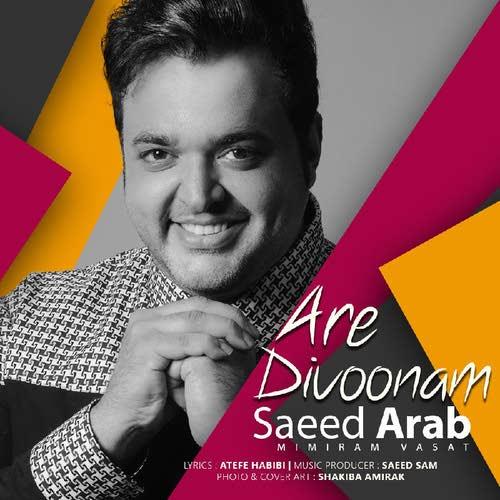 دانلود آهنگ جدید سعید عرب بنام واست میمیرم