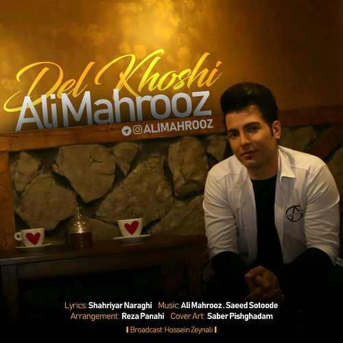 دانلود آهنگ جدید علی مهروز بنام دلخوشی