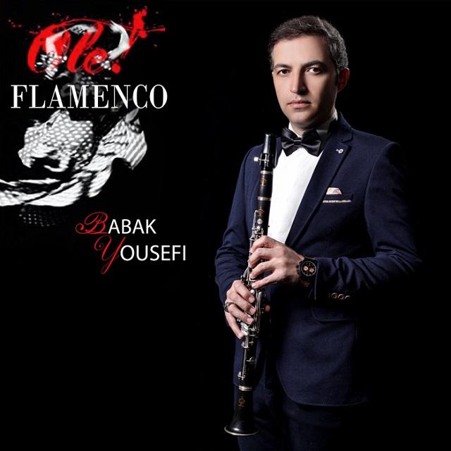 دانلود آهنگ جدید بی کلام بابک یوسفی بنام Flamenco