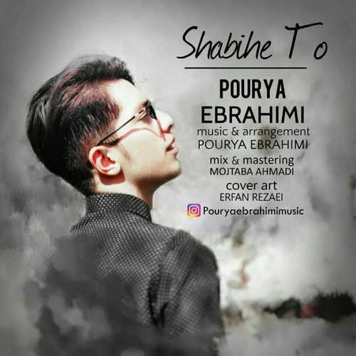 دانلود آهنگ جدید پوریا ابراهیمی بنام شبیه تو