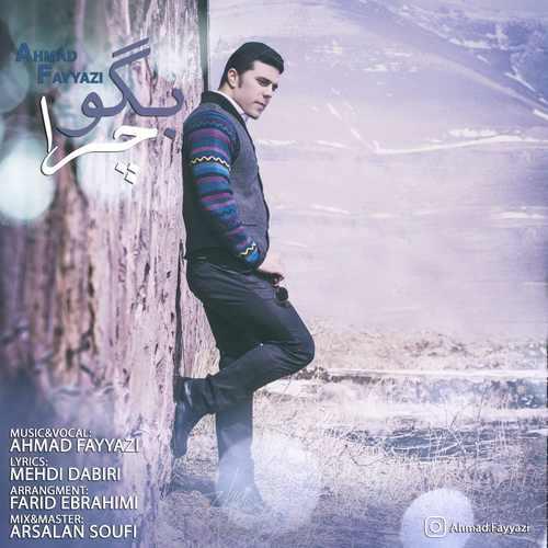 دانلود آهنگ جدید احمد فیاضی بنام بگو چرا