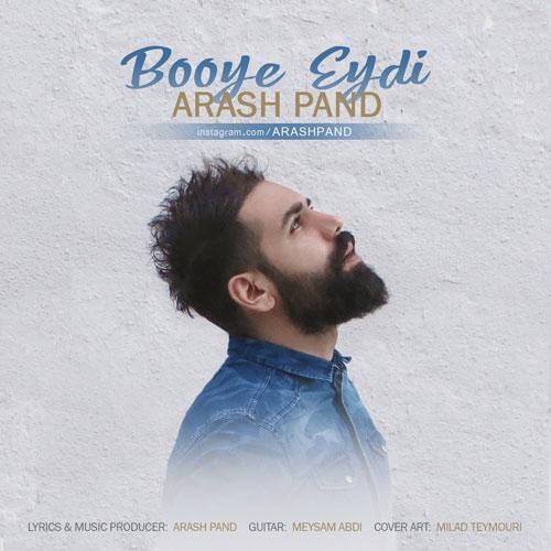 دانلود آهنگ جدید آرش پند بنام بوی عیدی